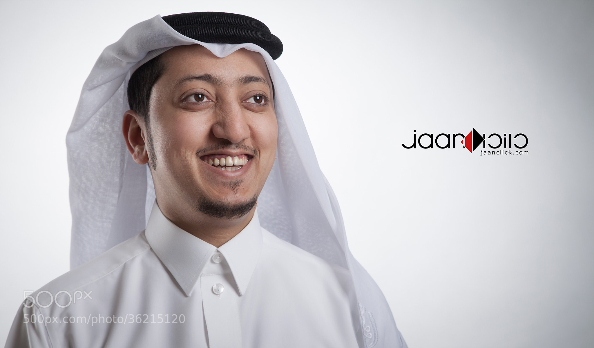 Photograph A smile from Qatar by Jaan Al Balushi on 500px