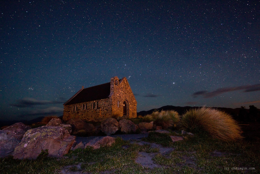 Photograph Starry Starry Night by Chris Gin on 500px