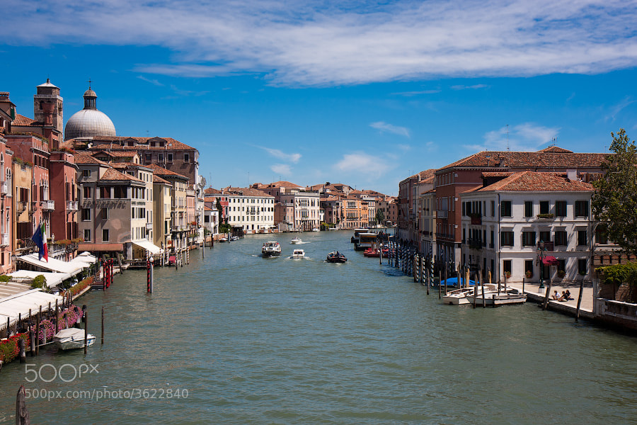 Photograph Grand Canal by Alexander Dragunov on 500px