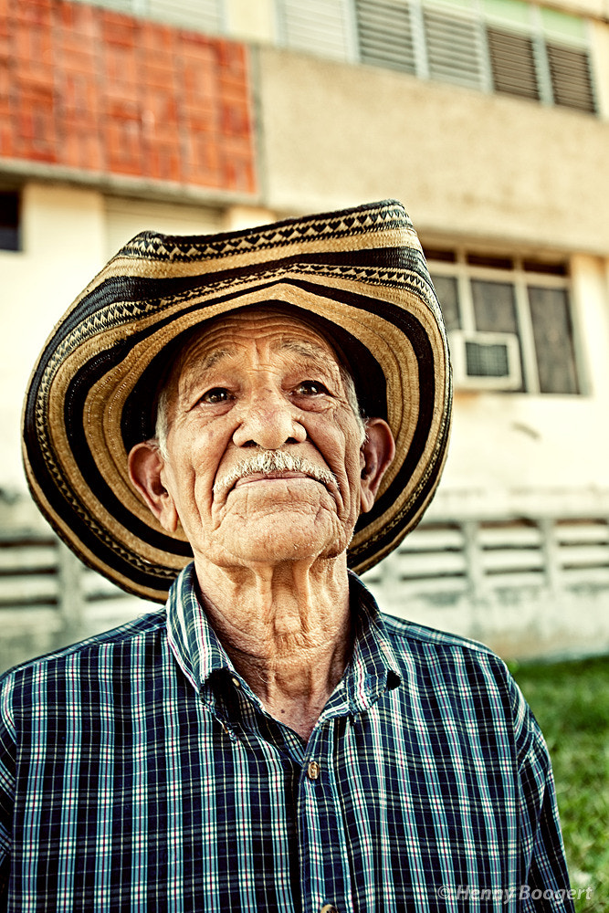 Photograph Old man in Santa Clara by Henny Boogert on 500px