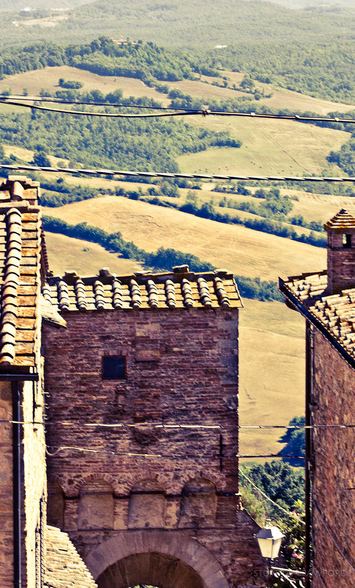 Photograph Rooftops by Stuart Crawford on 500px