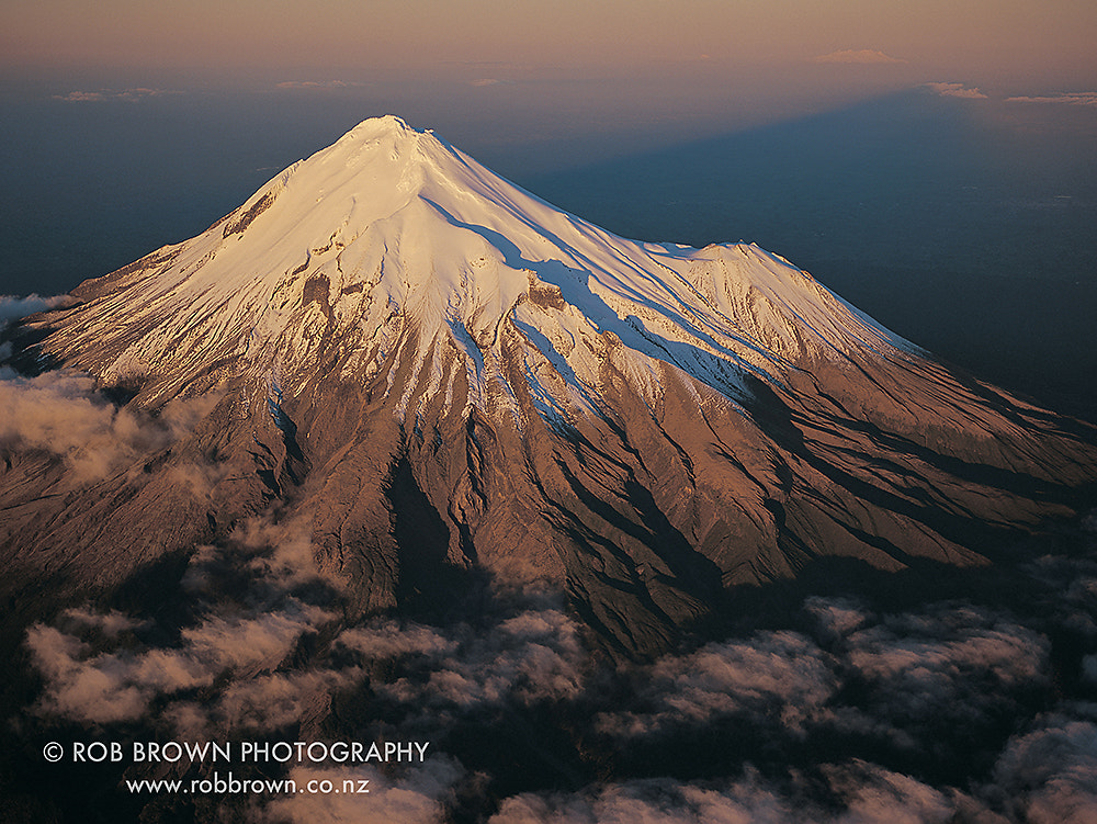 Photograph Mount Taranaki by Rob Brown on 500px