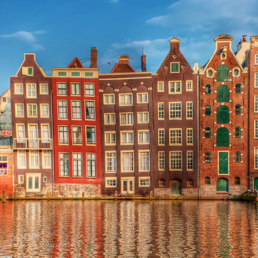Photograph Amsterdam by Niels Boon on 500px
