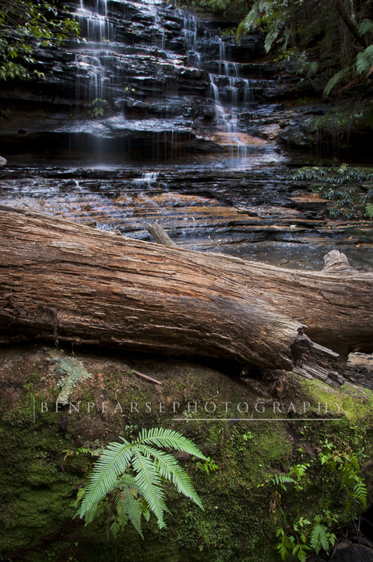 Photograph Junction Falls by Ben Pearse on 500px