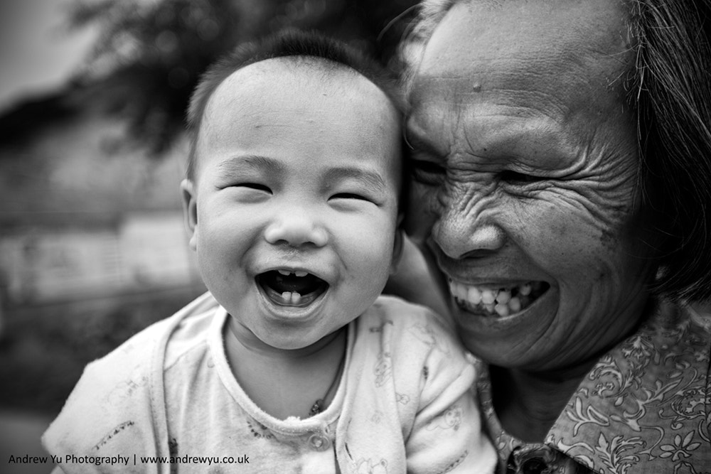 Photograph A Generation of Shared Happiness by Andrew Yu on 500px
