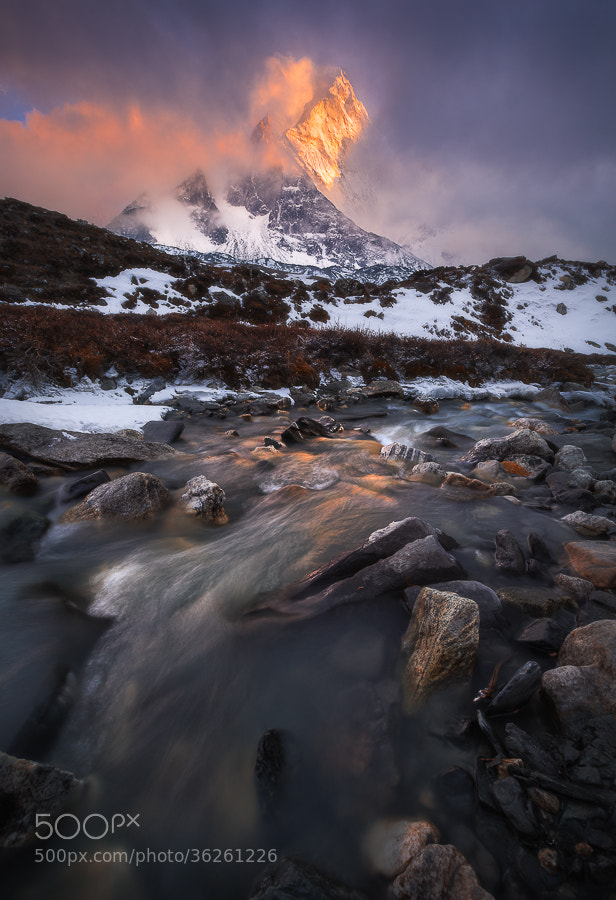 Photograph Lighting The Torch by Dylan Gehlken on 500px