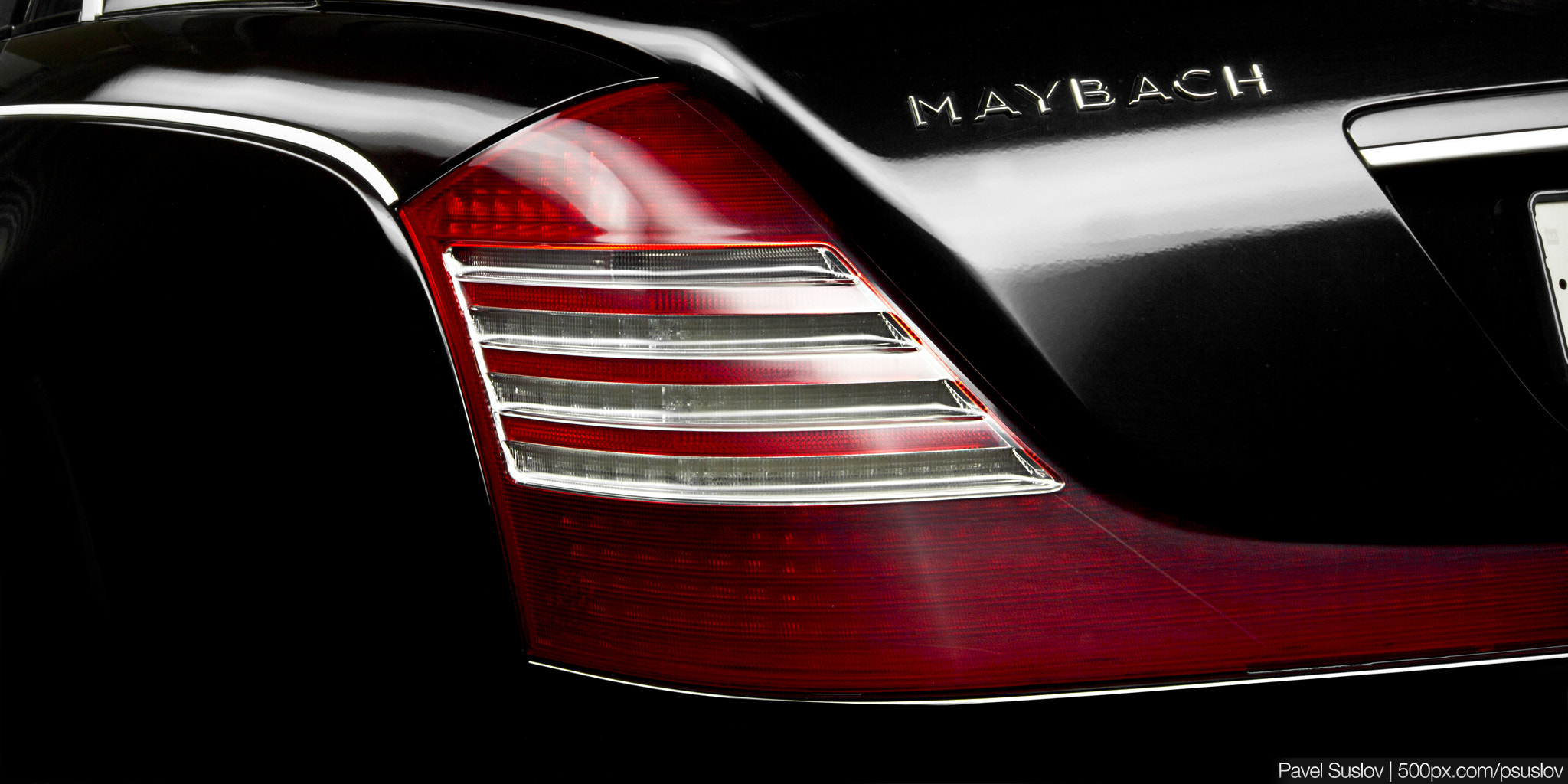 Photograph Maybach: Details by Pavel Suslov on 500px