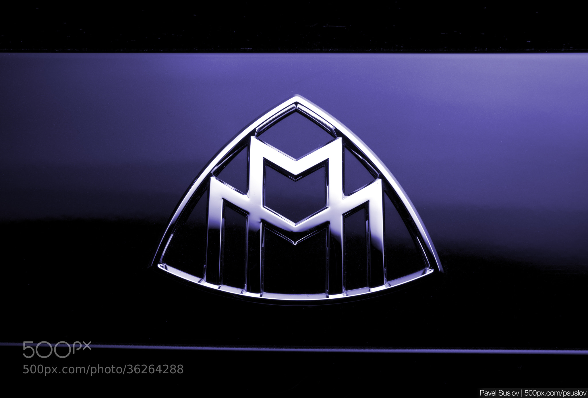 Photograph Maybach: Logo by Pavel Suslov on 500px