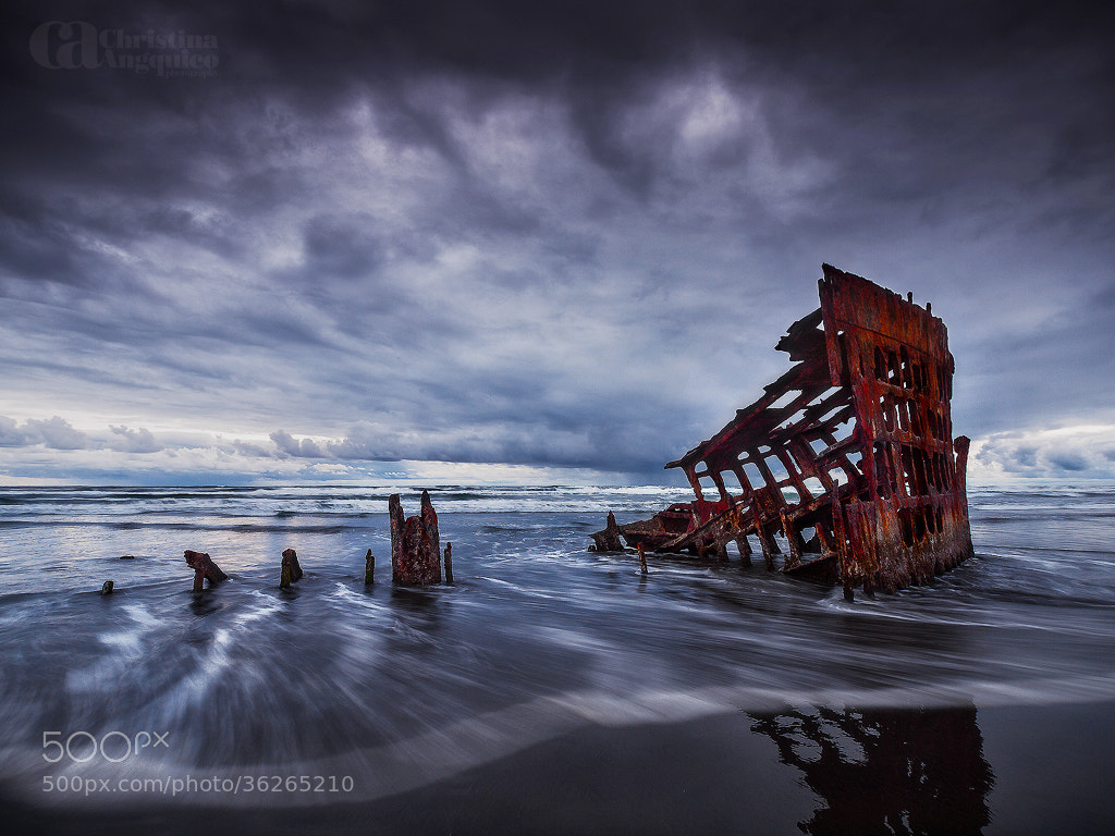 Photograph Lost At Sea by Christina Angquico on 500px