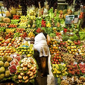 El culo de la frutera by Manuel Orero (orerofotografia) on 500px.com