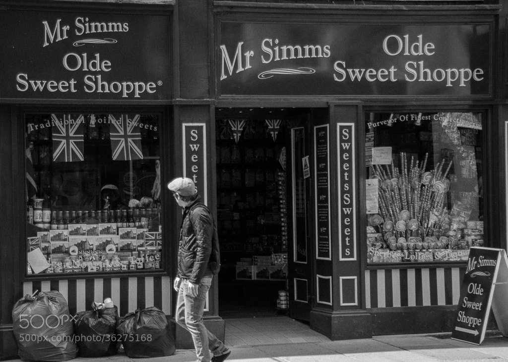 Photograph Olde sweet shoppe by Dan Woodward on 500px