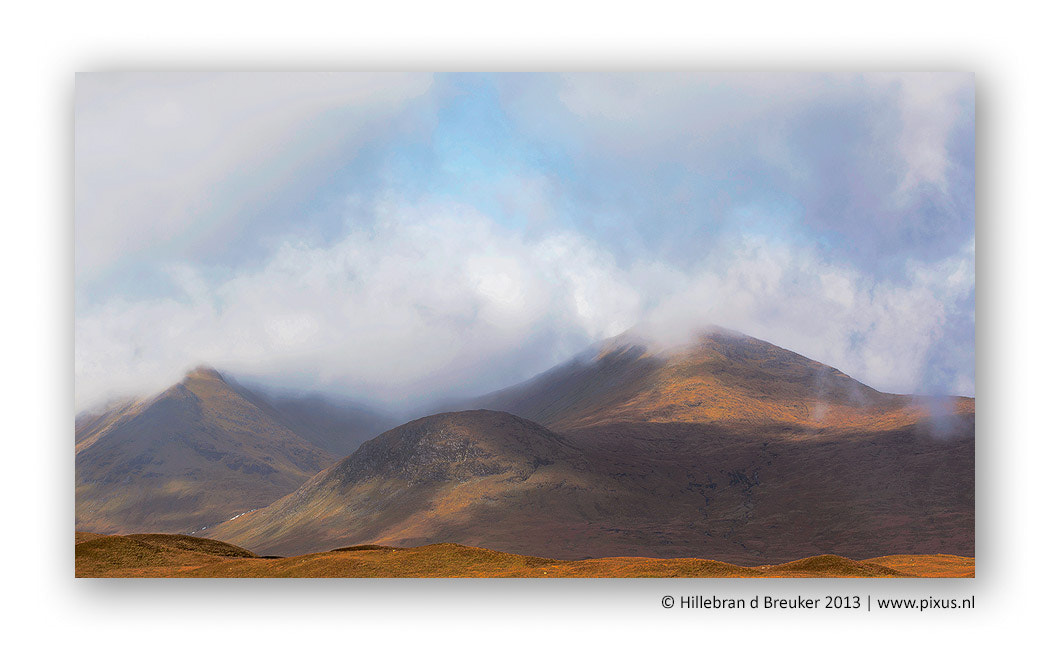 Photograph Loch Tulla by Hillebrand Breuker on 500px