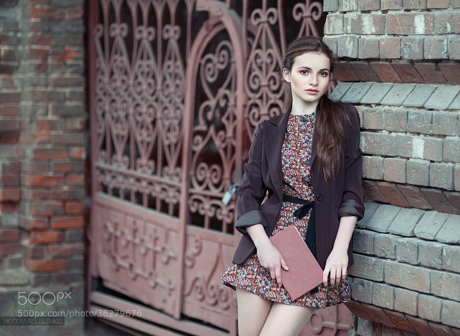 Photograph The Ninth Gate by Roman Suslenko on 500px