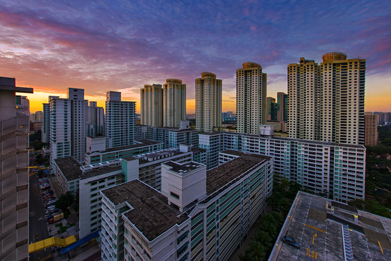 Photograph Higher & Higher by WK Cheoh on 500px