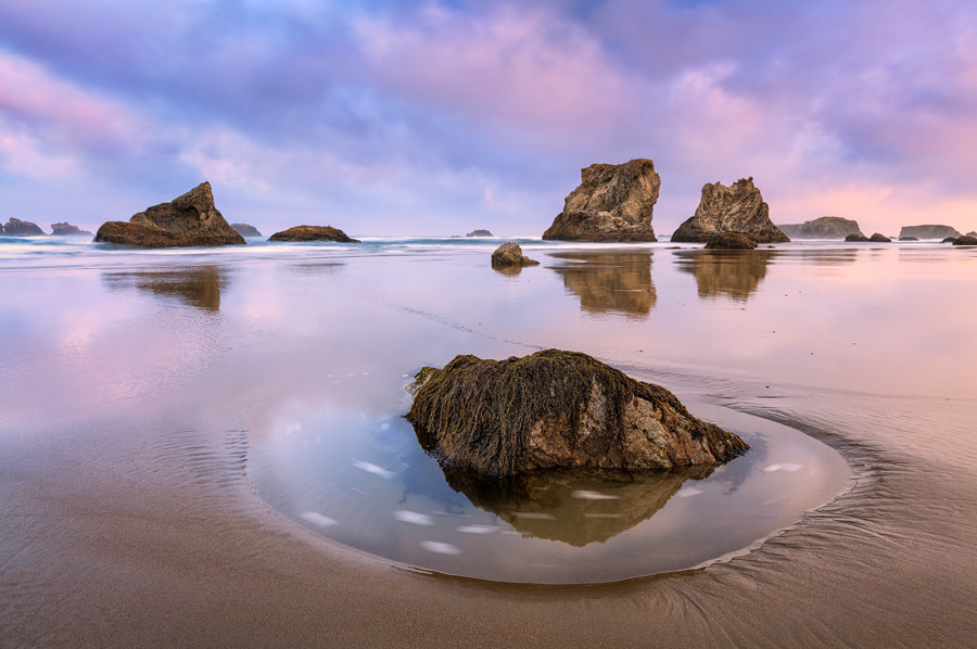 Photograph Bandon Dawn by Michael  Breitung on 500px