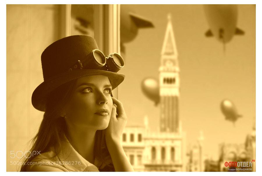 Photograph Steampunk by Roman Bolshakov on 500px