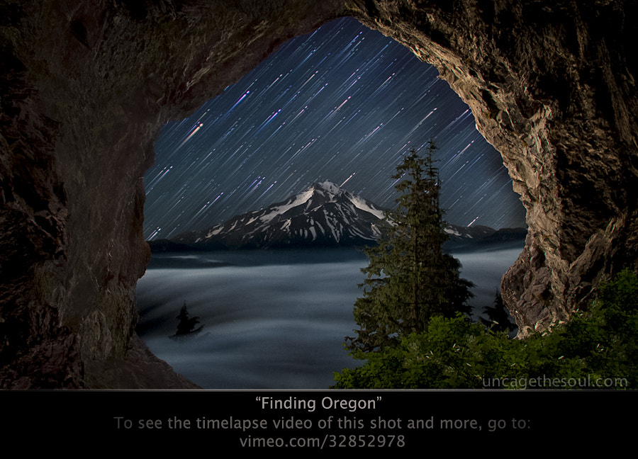 "I have been buried in the most challenging and rewarding project I have ever taken on- and I am so happy to say, it is finished and online to be enjoyed! I present to you, ""Finding Oregon."" It is a 3.5 minute timelapse video showcasing the beauty of Oregon in the most powerful way I am currently able to capture. I have been smitten by the beauty of Oregon since I moved here, and this is a love letter to her.