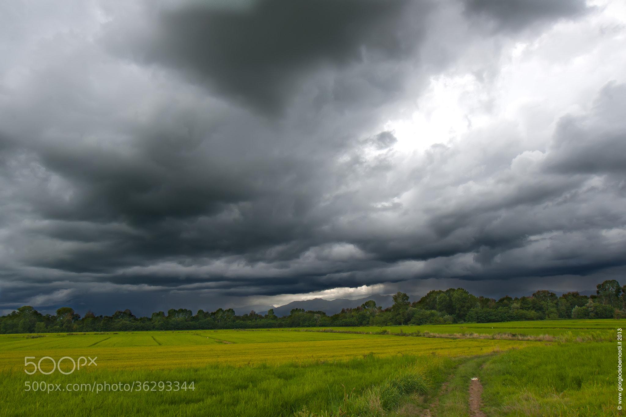 Photograph Thunderstorm  by giorgio debernardi on 500px