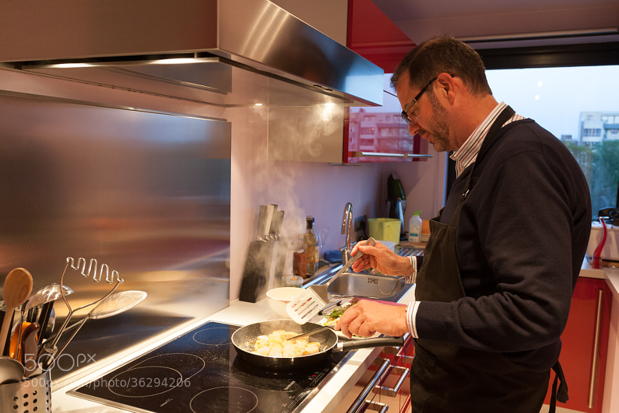 Photograph Chef by Paul Indigo on 500px