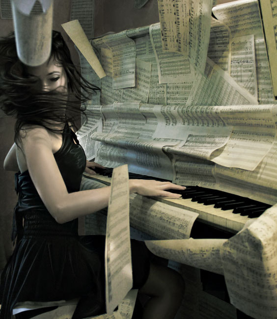 Photograph one of my passions, music by Laura Villaverde on 500px