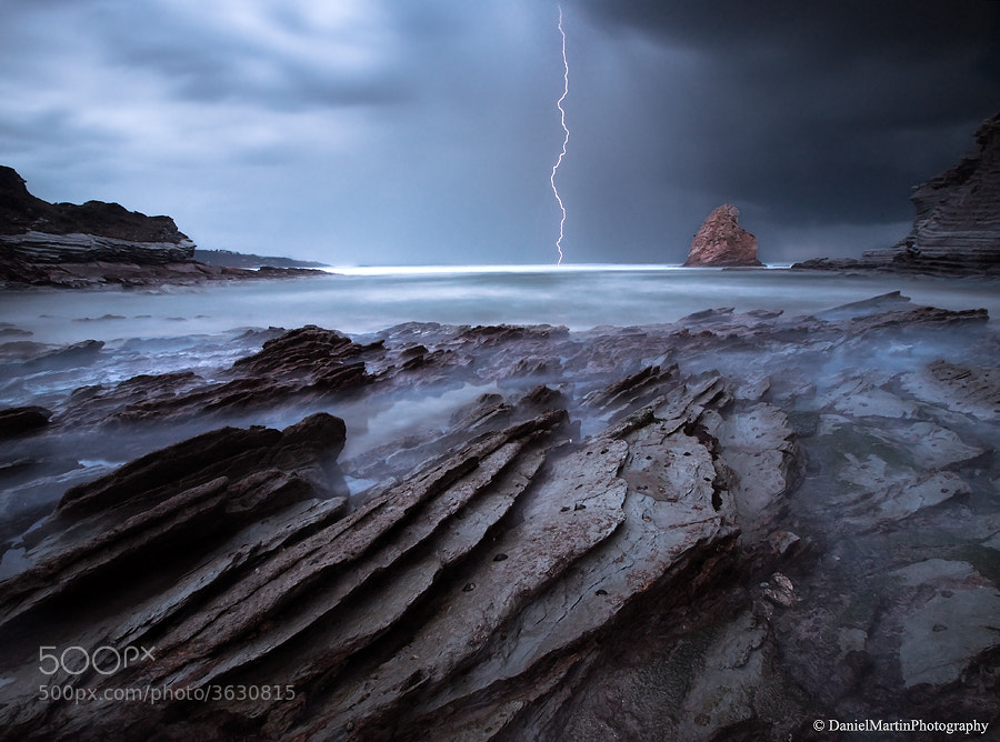 Photograph Storm in the sea by Daniel Martin. on 500px