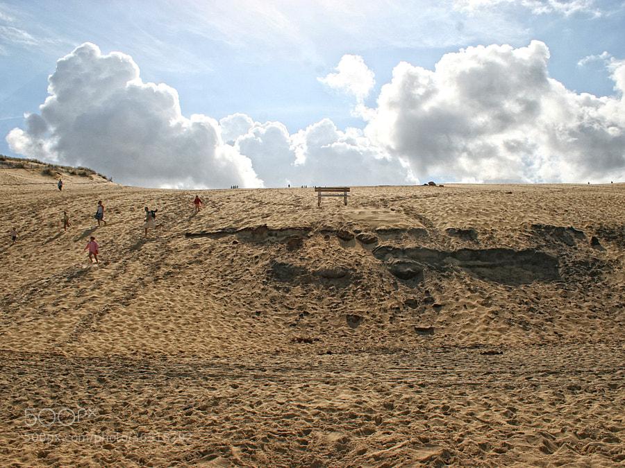 Dune du Pyla #01 by Samuele Silva (samuelesilva)) on 500px.com