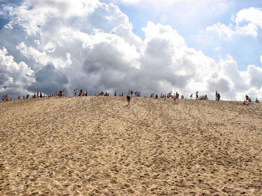 Dune du Pyla #02 by Samuele Silva (samuelesilva)) on 500px.com