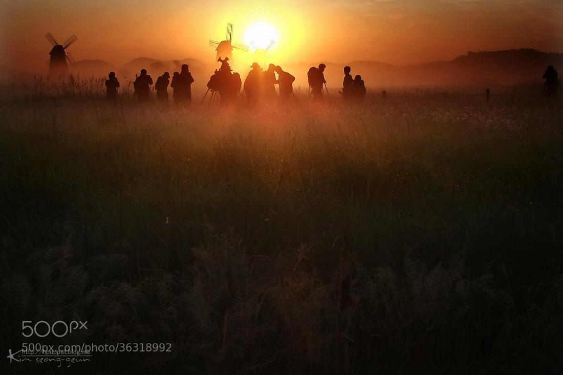 Photograph Light Meets by kim seong-geun on 500px