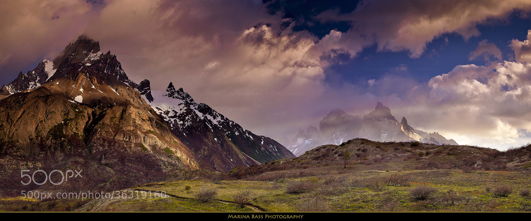 Photograph Torres Del Paine by Marina Bass on 500px
