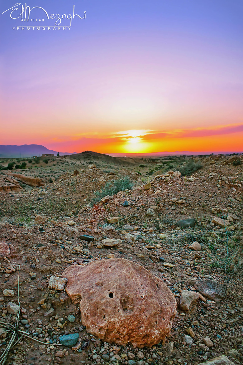 Photograph Sunset by AbdallaH ElmezOghi on 500px