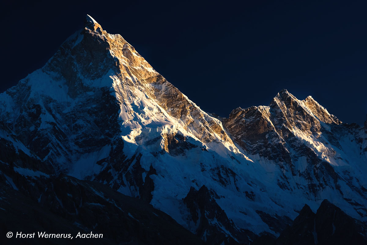 Photograph Masherbrum (7821m) by Horst Wernerus on 500px
