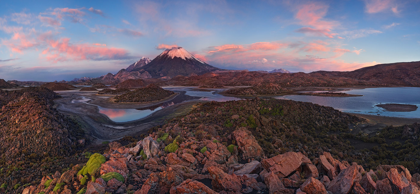 Photograph Sunset in Lauca by Mike Reyfman on 500px