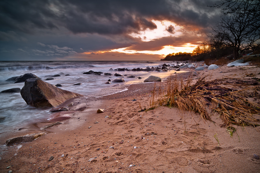 Photograph Svarte Beach 1 by Magnus Larsson on 500px