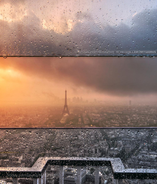 Photograph Paris 16/9 by Alain Wallior on 500px