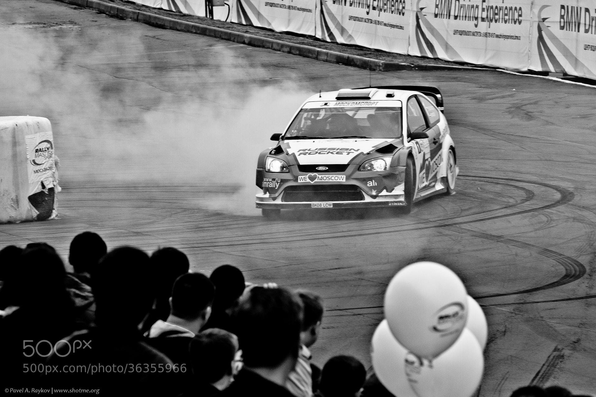 Photograph Rally Masters Show 2013 by Pavel Raykov on 500px