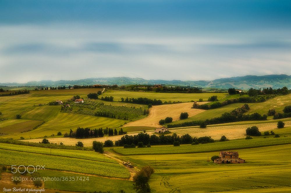 Photograph Rural landscape by Ivan Bertusi on 500px