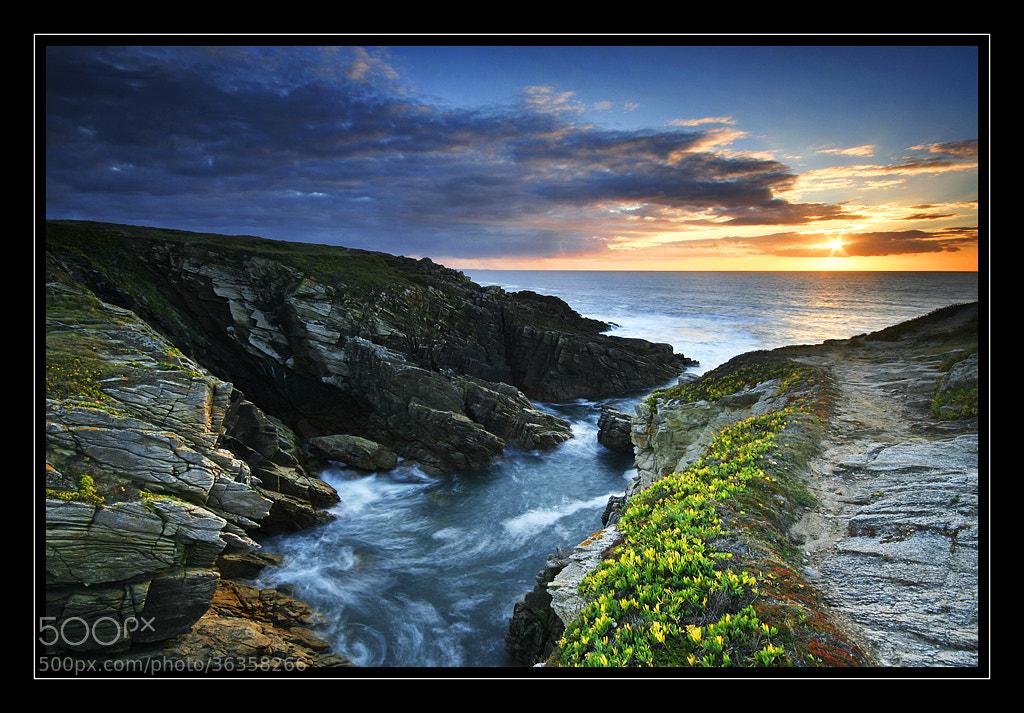 Photograph Somewhere on wild coast by Alexandre Leroux on 500px