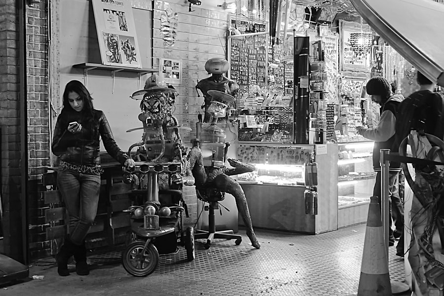 Photograph Camden Store by Víctor Galo on 500px