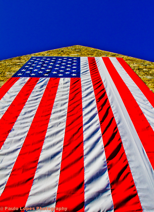 Photograph American Flag by Paulo Lopes on 500px