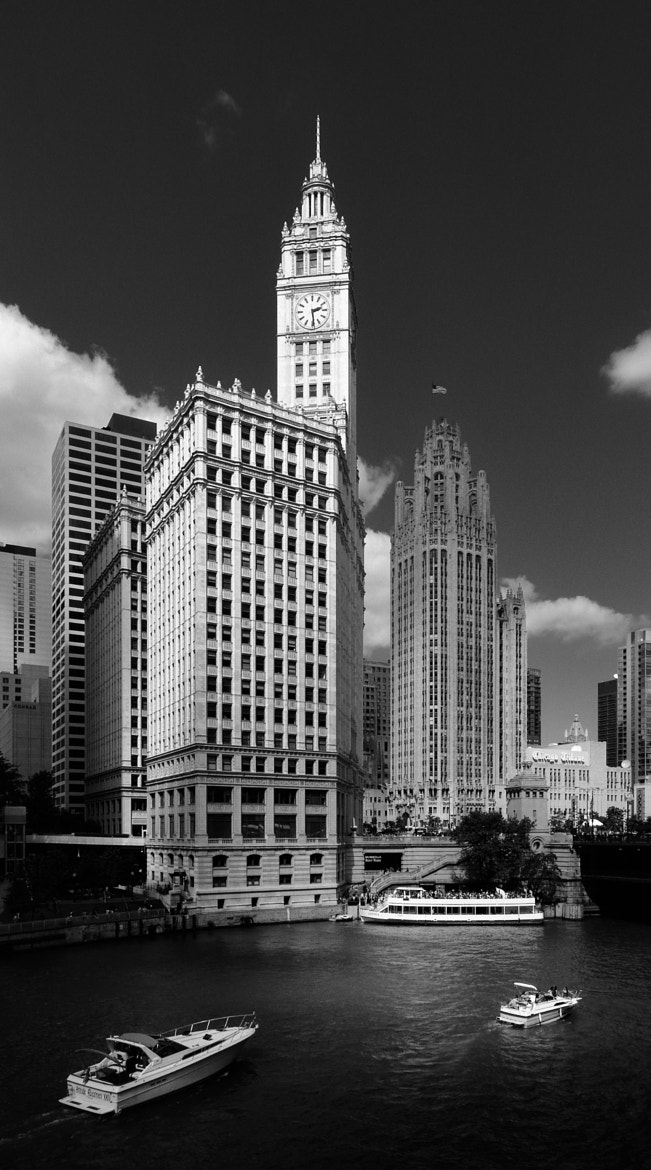 Photograph Wrigley Building  by John Crouch on 500px