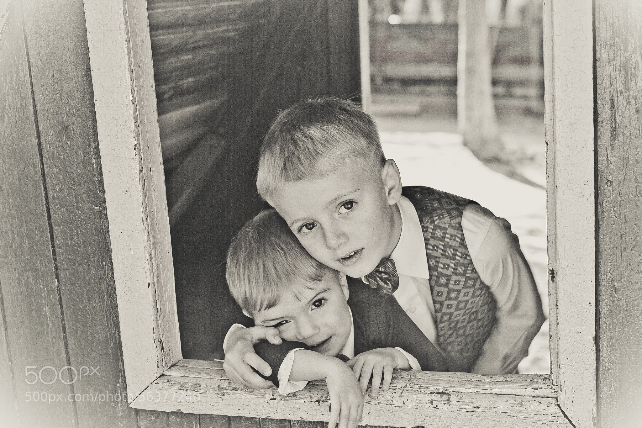 Photograph Brothers by Maksim Dombrovsky on 500px