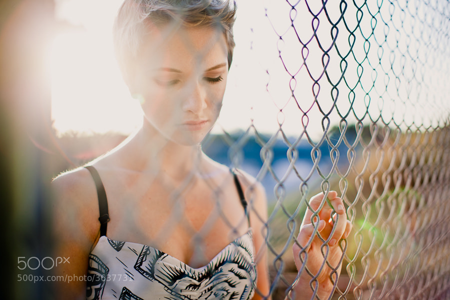 Photograph Maddy D. by Josh Green on 500px
