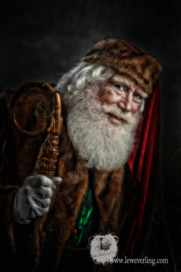 Photograph Santa Claus by Lew Everling on 500px