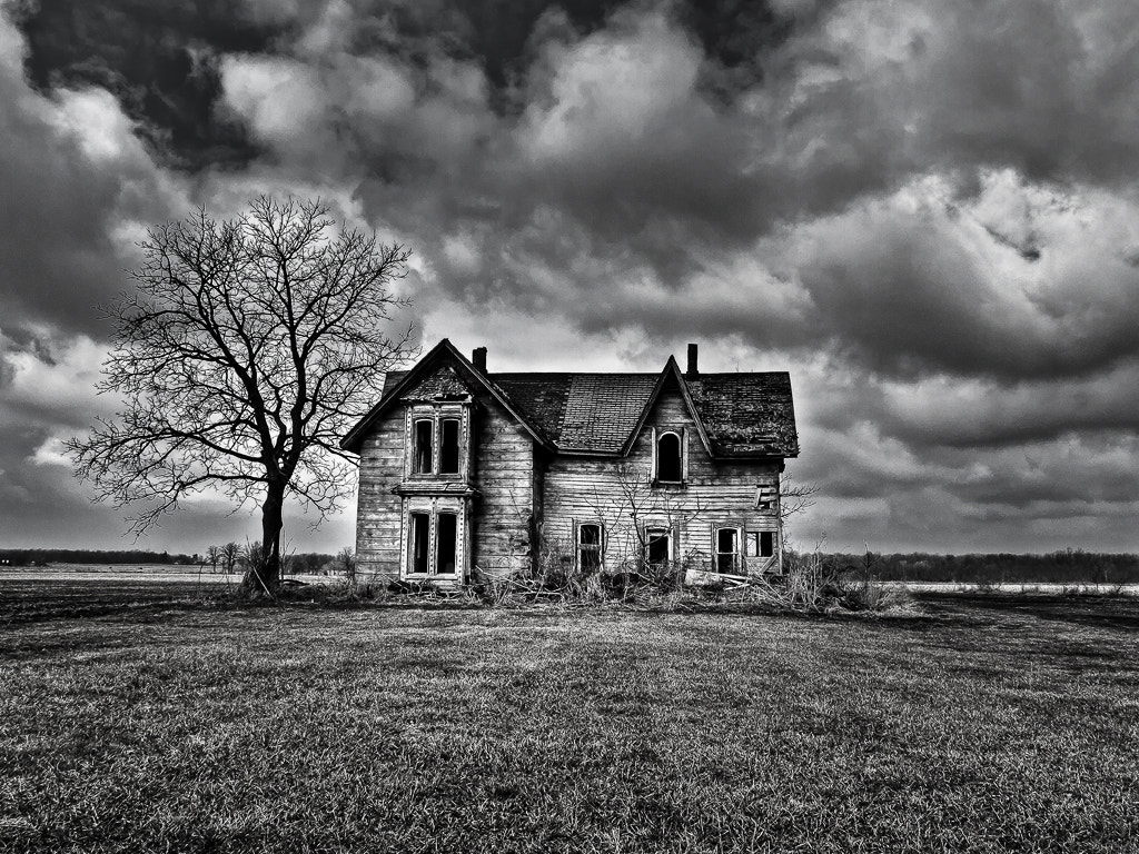 Photograph Forgotten Homestead by Kevin Pepper on 500px