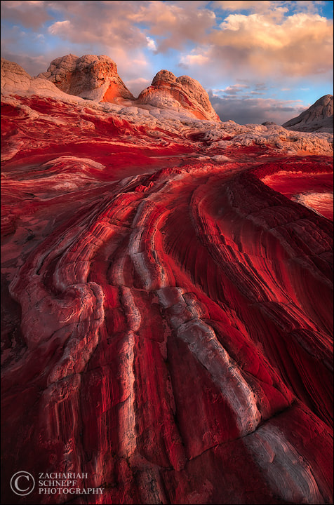 Photograph Planet Crimson by Zack Schnepf on 500px