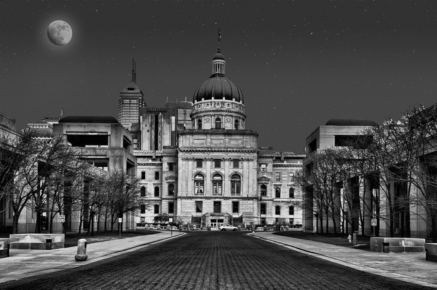 Photograph Indianapolis State House by Kirk Douglas on 500px