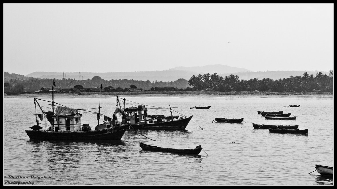 Photograph We Sail Out No Matter What... by Bhushan Palyekar on 500px
