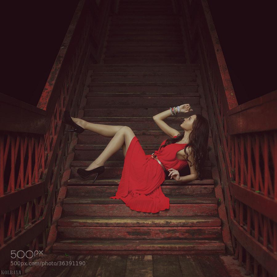 Photograph Stairway to... by Alexandr Kolbaya on 500px