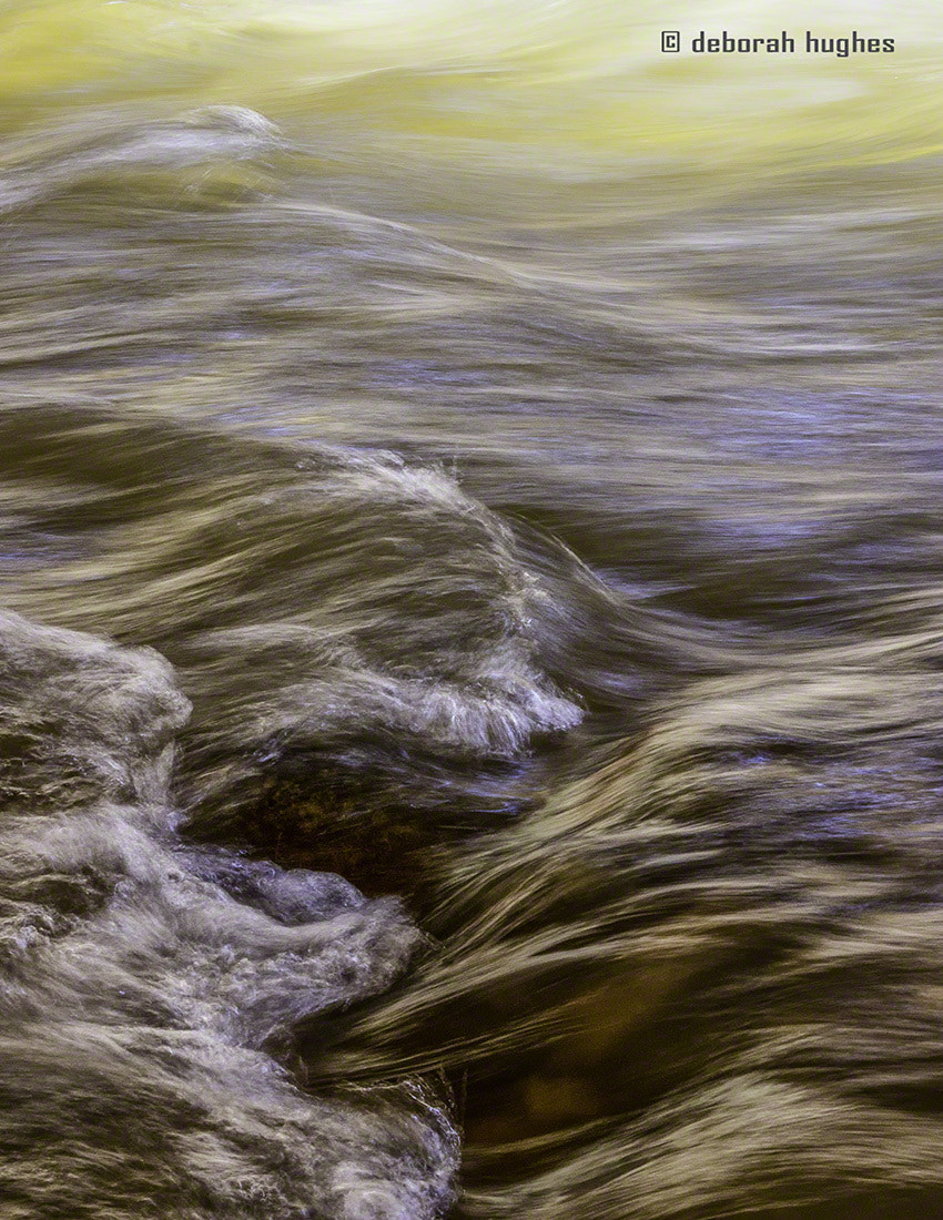 Photograph Water Dances with Light by Deborah Hughes on 500px