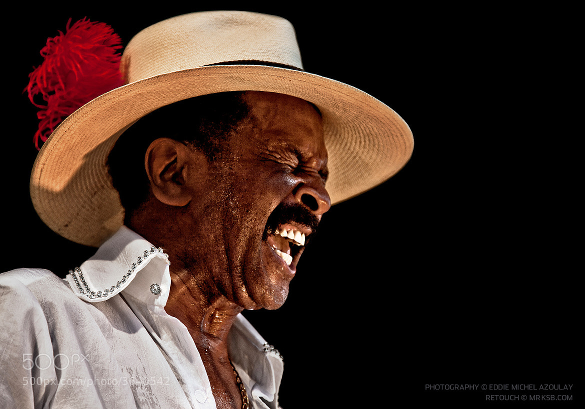 Photograph Larry Graham by Kim S. Brockie on 500px